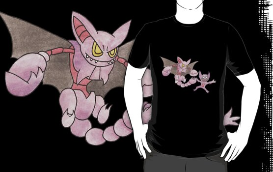 Beech Collection - Gliscor and Sableye by eevilmurray