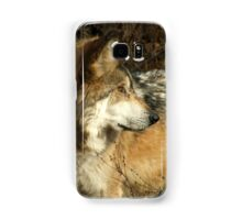 The Wolf Samsung Galaxy Case/Skin
