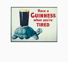 vintage Guinness beer ad Unisex T-Shirt