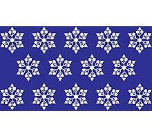 USB snowflakes Photographic Print