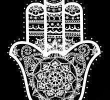 Hamsa Hand  by LaurelMae