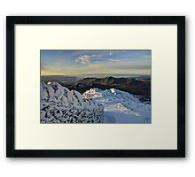 Cardigan Bay Framed Print