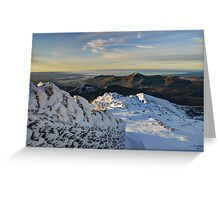 Cardigan Bay Greeting Card