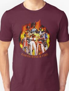 fire man T-Shirt