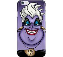 Evil Ursula iPhone Case/Skin