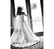 Special dress Photographic Print