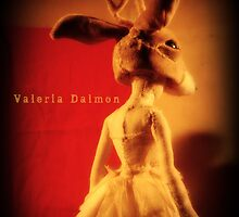 Beautiful warrior by Valeria Dalmon