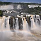 Tiered Falls #2 by Peter Hammer