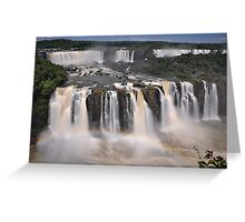 Tiered Falls #2 Greeting Card