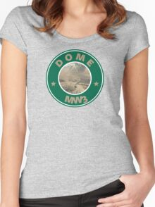 Dome Women's Fitted Scoop T-Shirt