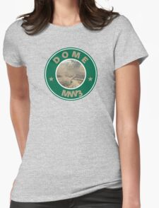Dome Womens Fitted T-Shirt