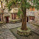 Skipton Castle by Dave Milnes
