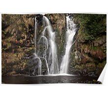 Posforth Gill waterfall Poster