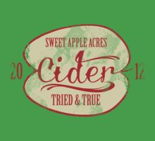 Sweet Apple Acres' Cider Kids Clothes