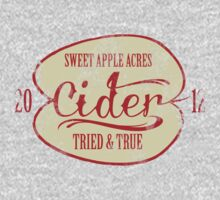 Sweet Apple Acres' Cider One Piece - Long Sleeve