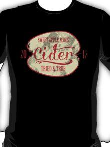 Sweet Apple Acres' Cider T-Shirt