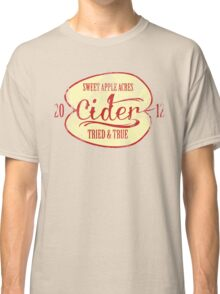 Sweet Apple Acres' Cider Classic T-Shirt