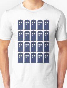 Plural TARDIS T-Shirt
