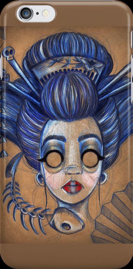 Geisha  by Laura McDonald