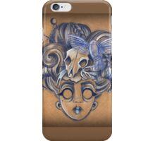 Bird & Skull iPhone Case/Skin
