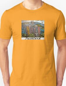 Auckland in pen and ink T-Shirt