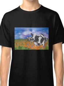 """Fragrant Friesians"" Classic T-Shirt"