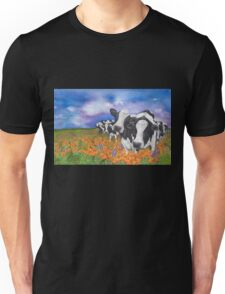 """Fragrant Friesians"" Unisex T-Shirt"