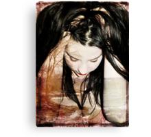 That Was My Veil Canvas Print