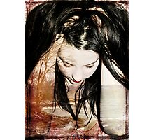 That Was My Veil Photographic Print