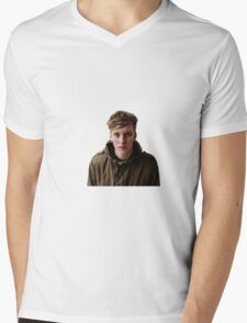 George Ezra Mens V-Neck T-Shirt