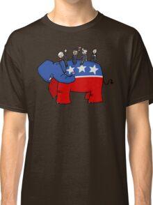 GOP Elephant Classic T-Shirt