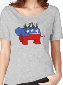GOP Elephant Women's Relaxed Fit T-Shirt