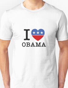 I Heart Obama Unisex T-Shirt
