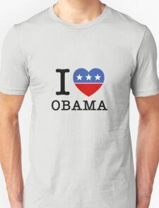 I Heart Obama T-Shirt
