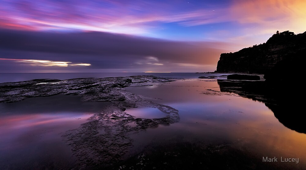 Subtleties of First Light by Mark  Lucey