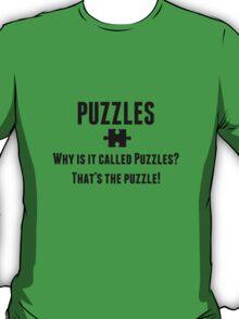 Puzzles T-Shirt
