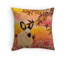 Spooky Series-This Autumn, I'll Fall for You Throw Pillow