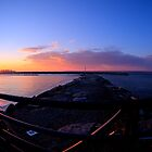 Sackets Harbor Sunset by Robert Smith