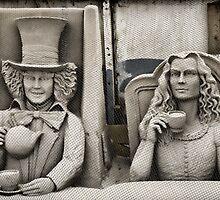 More Tea Alice? by Susie Peek