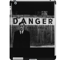 DANGER iPad Case/Skin