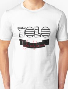 Yolo RED T-Shirt