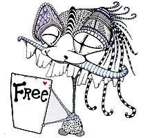 Free Me? by CherylTDesigns