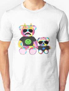Rainbow Bear with shirts T-Shirt