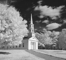 Martha and Mary Chapel by jcbwalsh