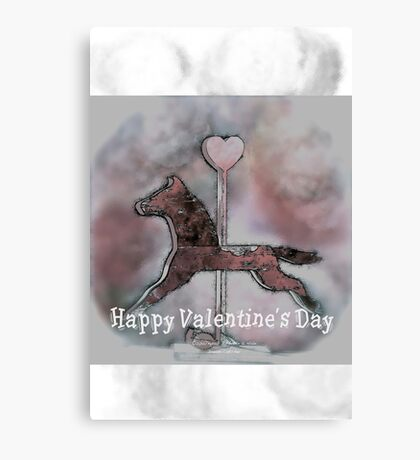 Valentine's day Canvas Print