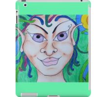 Nature Spirit iPad Case/Skin