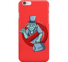 I Ain't Afraid Of No Ghosts - Phineas iPhone Case/Skin