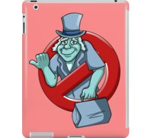 I Ain't Afraid Of No Ghosts - Phineas iPad Case/Skin