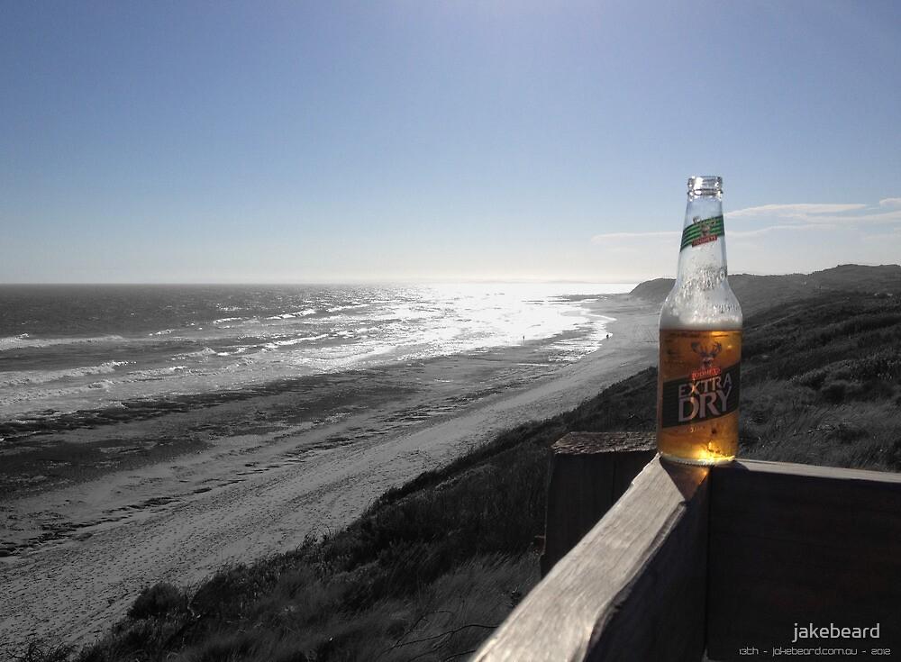 13th Beach by jakebeard