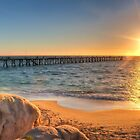 Port Noarlunga Jetty by Aaron Viljoen